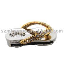 VIP gift jewelry diamond usb flash drive