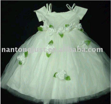 INFANT BRIDAL DRESSES