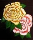 Abstract Acrylic craftwork and acrylic artwork and acrylic painting and acrylic gift
