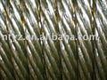alambre de acero para la cuerda de elevación