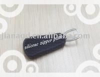 Silicone/PVC Zipper Puller