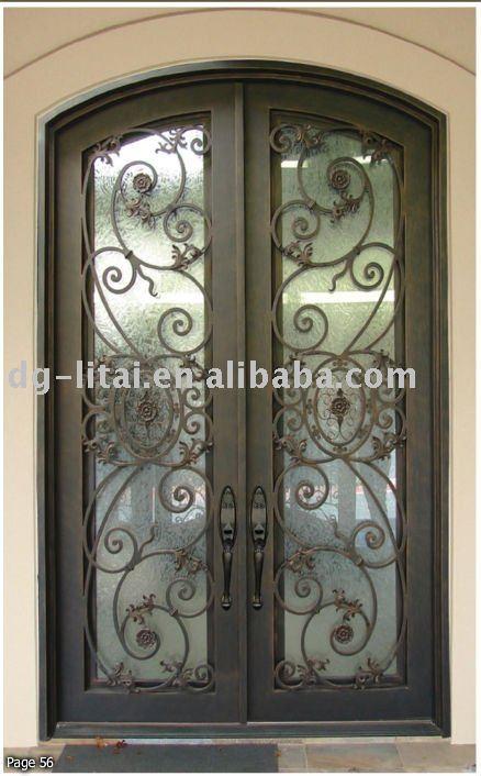 Wood Metal Doors Doors