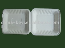 bagasse fast food container
