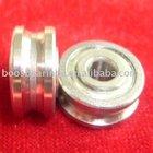 LFR50/5 V groove guide bearing