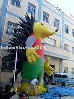inflatable fix cartoon /mascot