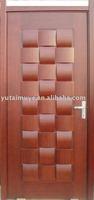 molded door