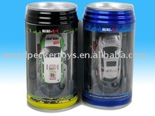 RC mini car / coke bottle car