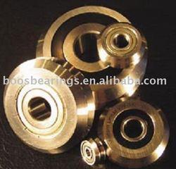 w type Guide wheel bearing