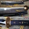 Samurai Sword (1095 High Carbon Steel With Real Hamon)