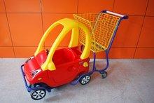 children/child/kids supermarket shopping trolley/cart