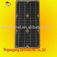 10W PET Laminated Solar Module