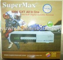 Super max 9200 cxt Digital satellite receiver