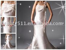 Hottest Popular Elegant Satin Mother of the Bridal Dress BM0015