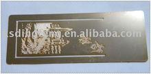 metal bookmarks