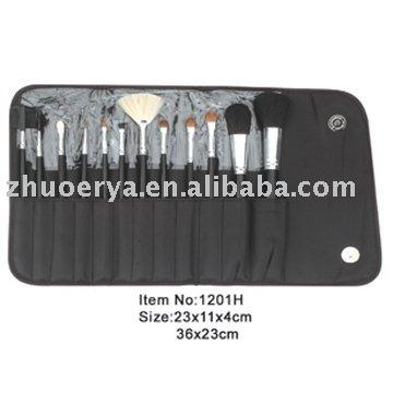 pro makeup brush set. professional make up brush set