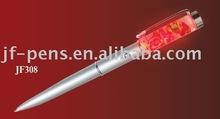 red light ballpoint pen