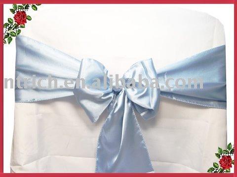 See larger image Sashessatin sasheschair ties wrapsblue sashes