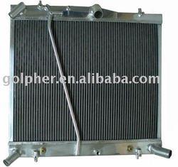 auto radiator for 04- TOYOTA NEW HIACE KDH200