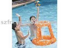 Inflatable pool basketball game,inflatable float basketball hoop,inflatable swim basketball hoop