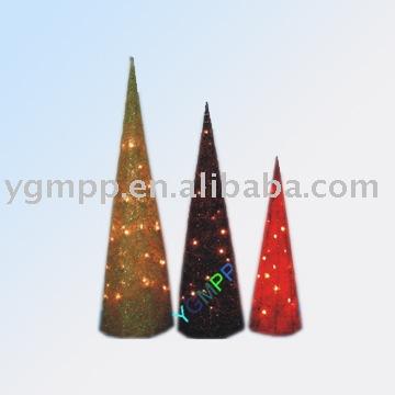 Vender ygm ir006 navidad alambre de hierro de rbol for Arbol navidad ratan