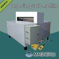 Jigsaw puzzle que hace la máquina, puzzles/rompecabezas del molde