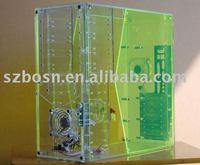 Acrylic Computer Case,Perspex Computer Box,Plexiglass Computer Tower