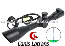 10-40X50 rifle scope with blue illumination, decline design CL1-0056