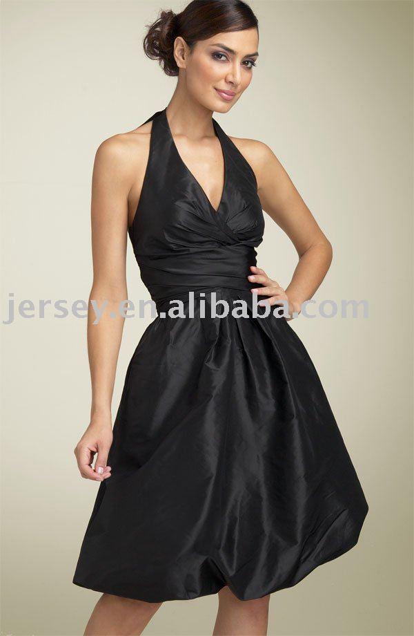 Halter Dresses - summer dresses 2012