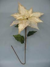 artificial flower poinsettia