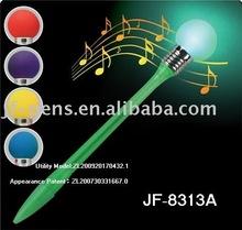 bulb ballpoint flashing Pens