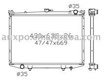radiator(suitable for: Datsun Truck/Terrano/Pathfinder Hardbody 85- DPI:1442 MT)