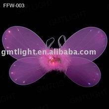 led flashing fairy wing