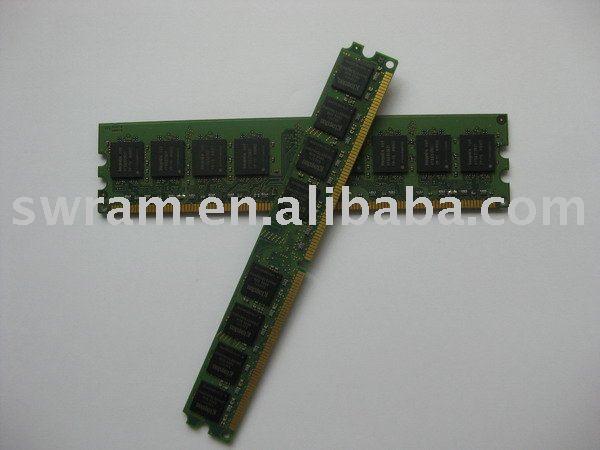 DDR2 ram 1GB slim/normal size 667/800MHZ