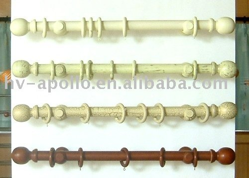CURTAIN ROD SCONCES | Curtain Rods