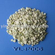 YL-P006 bean green pebble