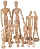 Flexible Wooden Manikin