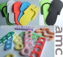 Pedicure slipper and Toe separator