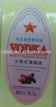 bottle label,shrink label printing