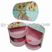 2012 round jewerly box