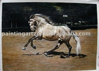 Animal oil paints