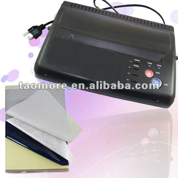 Wholesale 10 Pcs Transfer Paper Tattoo Supplies Tattoo Thermal Stencil .