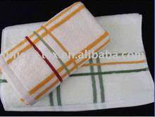 cotton jacquard hand towel