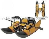 fishing river boat--pontoon boat PB101