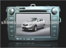"7"" double din CAR PC for TOYOTA CAROLLA"