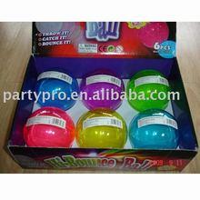 100MM hollow air bouncing ball