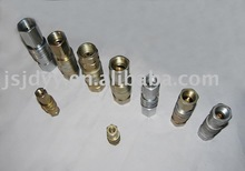 ISO16028 hydraulic quick coupling (steel)