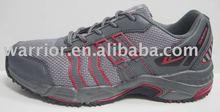 SPORT SHOE/BRAND SHOE/ATHLETIC SHOE ART NO.WL-3155 Grey/Red