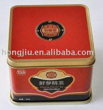 Red Ginseng Granule Tea Bag