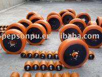 Polyurethane Forklift Wheels