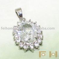 FH-C073 crystal pendant